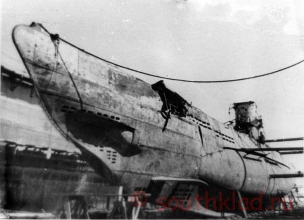 фильм подводная лодка вермахта